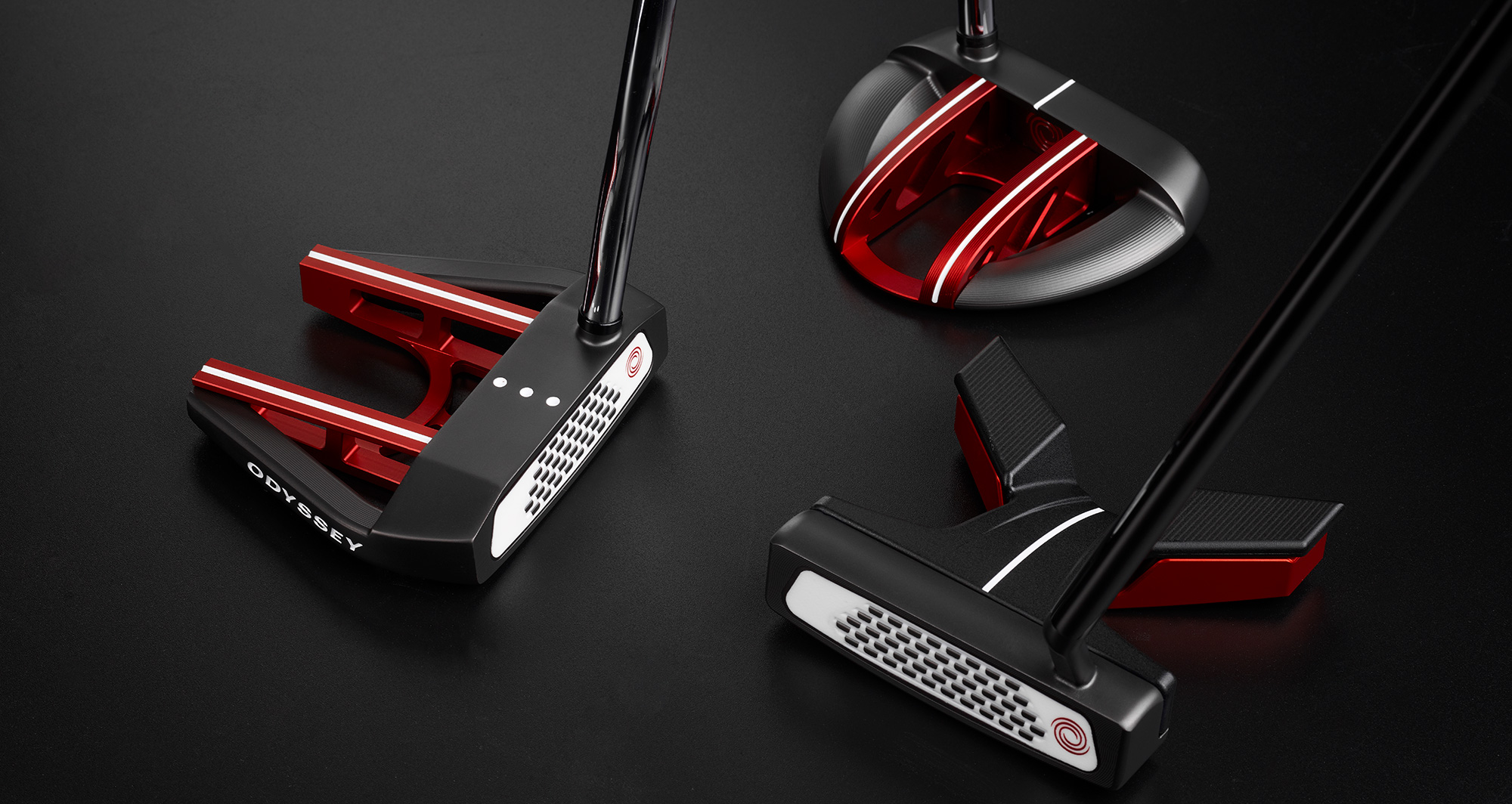 Feast Your Eyes on Exo Putters
